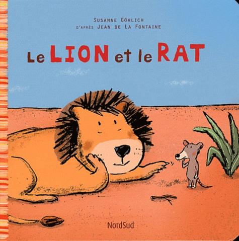 Susanne Göhlich - Le lion et le rat.