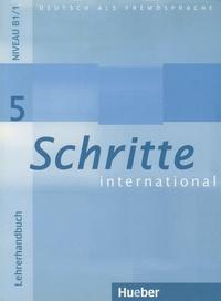 Schritte International 5 - Niveau B1/1, Lehrerhandbuch.pdf