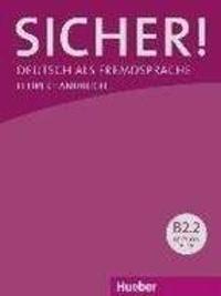 Era-circus.be Sicher! Deutsch als Fremdsprache Lehrerhandbuch - Niveau B2.2 Image