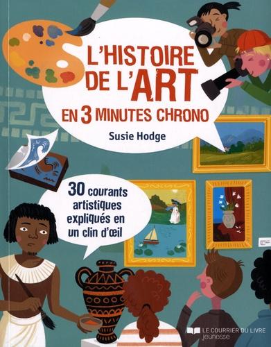 L'histoire de l'art en 3 minutes chrono