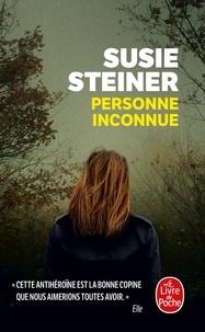 Susie Steiner - Personne inconnue.