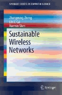Sustainable Wireless Networks.