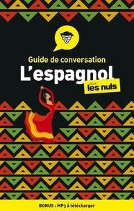 Ebook à télécharger gratuitement en pdf Guide de conversation espagnol pour les nuls DJVU in French par Suzanna Wald 9782412058534