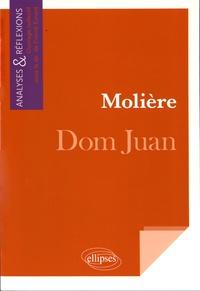 Suzanne Alexandre et Paul-Laurent Assoun - Molière, Dom Juan.