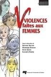Suzanne Arcand et Dominique Damant - Violences faites au femmes.