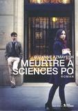 Suzanne Azmayesh - Meurtre à Sciences Po.