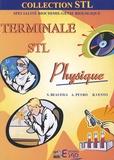 """Suzanne Beaufils et Alain Peyro - Physique Te STL - Spécialité """"Biochimie-Génie biologique""""."""