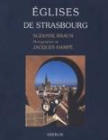 Suzanne Braun - Eglises de Strasbourg.