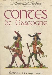 Suzanne Cézerac et Antonin Perbosc - Contes de Gascogne.