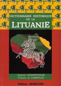 Era-circus.be Dictionnaire historique de la Lituanie Image