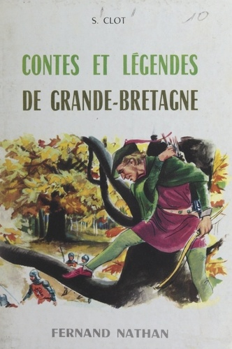 Contes et légendes de Grande-Bretagne