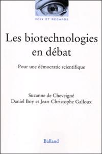 Suzanne de Cheveigné et Daniel Boy - .