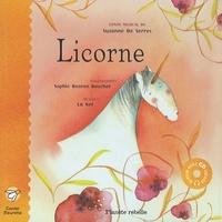 Suzanne De Serres - Licorne. 1 CD audio