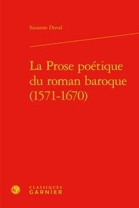 La prose poétique du roman baroque (1571-1670).pdf
