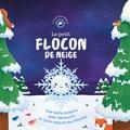 Suzanne Fossey et Gina Maldonado - Le petit flocon de neige - Une belle histoire pour décrouvrir le cycle naturel des flocons.