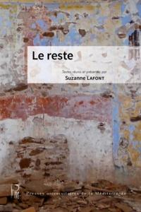 Suzanne Lafont - Le reste.