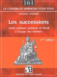 Feriasdhiver.fr Les successions - Guide pratique, juridique et fiscal à l'usage des héritiers Image