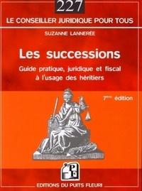 Histoiresdenlire.be Les successions - Guide pratique, juridique et fiscal à l'usage des héritiers Image