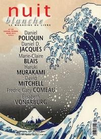 Suzanne Leclerc et Patrick Bergeron - Nuit blanche, le magazine du livre. No. 129, Hiver 2012-2013.