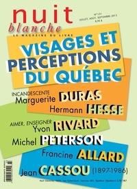 Suzanne Leclerc et Jean-Paul Beaumier - Nuit blanche, le magazine du livre. No. 131, Été 2013.