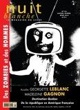 Suzanne Leclerc et Linda Amyot - Nuit blanche, le magazine du livre. No. 133, Hiver 2013-2014.