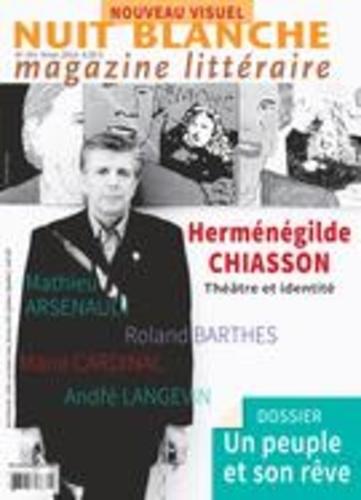 Nuit blanche, magazine littéraire. No. 141, Hiver 2016