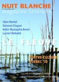 Suzanne Leclerc et David Laporte - Nuit blanche, magazine littéraire. No. 143, Été 2016.