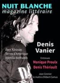 Suzanne Leclerc et Jean-Paul Beaumier - Nuit blanche, magazine littéraire. No. 144, Automne 2016.