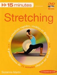 Suzanne Martin - Stretching. 1 DVD