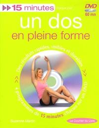 Suzanne Martin - Un dos en pleine forme. 1 DVD