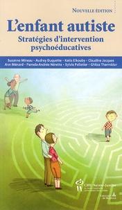 Checkpointfrance.fr L'enfant autiste - Stratégies d'intervention psychoéducatives Image