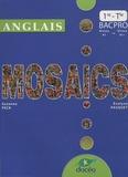 Suzanne Peck - Anglais Mosaics 1e et Tle bac pro.