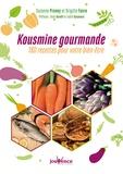 Suzanne Preney et Brigitte Favre - Kousmine gourmande - 180 recettes pour votre bien-être.