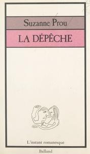 Suzanne Prou et Brigitte Massot - La dépêche.