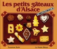 """Suzanne Roth - Les petits gâteaux d'Alsace - """"S'bredlebuech""""."""