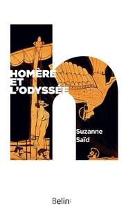 Suzanne Saïd et Editions Belin - Homère et l'Odyssée.