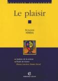 Suzanne Simha - Le plaisir.