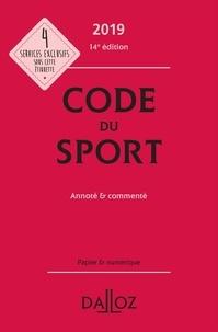 Lemememonde.fr Code du sport - Annoté & commenté Image
