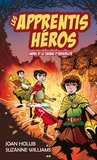 Suzanne Williams et Joan Holub - Les apprentis héros  : Les apprentis héros - Hadès et le Casque d'invisibilité.