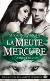 Suzanne Wright - La meute Mercure Tome 3 : Zander Devlin.