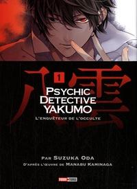 Suzuka Oda - Psychic Detective Yakumo Tome 1 : .