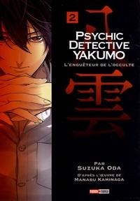 Suzuka Oda - Psychic Detective Yakumo Tome 2 : .