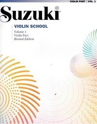 Alfred Publishing - Suzuki Violin School: Violin Part, Volume 1.