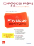 Svélana Baude et Pierre Grécias - Physique 1re année BCPST-Véto.