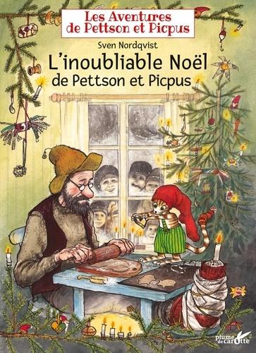 Les aventures de Pettson et Picpus  L'inoubliable Noël de Pettson et Picpus