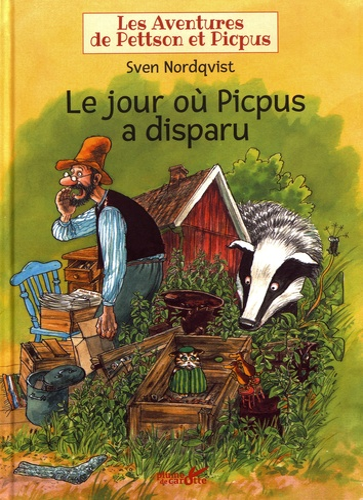Les aventures de Pettson et Picpus  Le jour où Pipus a disparu