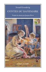 Téléchargeur d'ebook gratuit Contes du Danemark par Svend Grundtvig (French Edition)  9782883291140