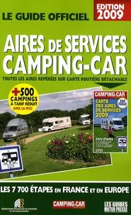 Svend Meyzonnier - Aires de service camping-car.