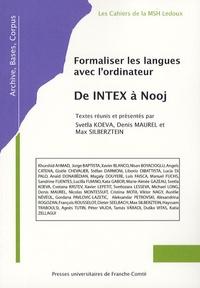 Formaliser les langues avec lordinateur : de Intex à Nooj.pdf