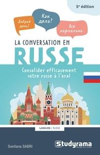Svetlana Sabri - La conversation en russe.